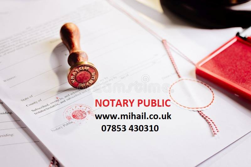 Notary Public Heathrow